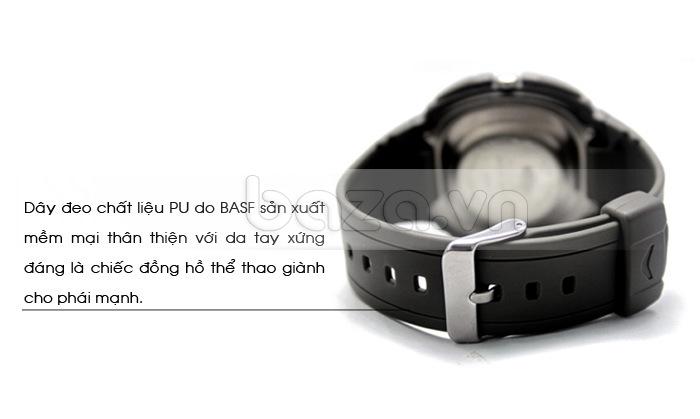 Đồng hồ thể thao Xonix DM kính nhựa