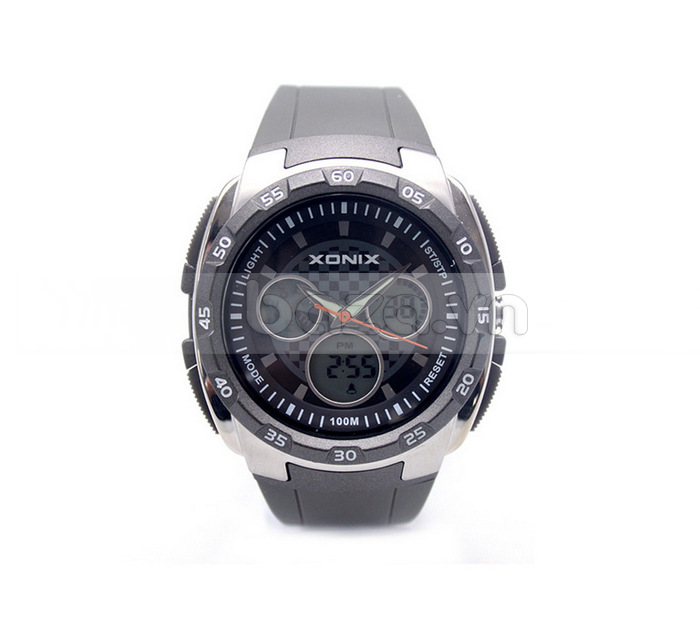 Đồng hồ thể thao Xonix DM kính nhựa thời trang