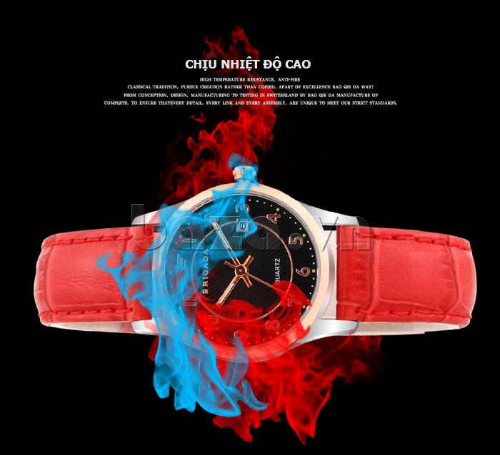 Đồng hồ Brigada 3011 ấn tượng