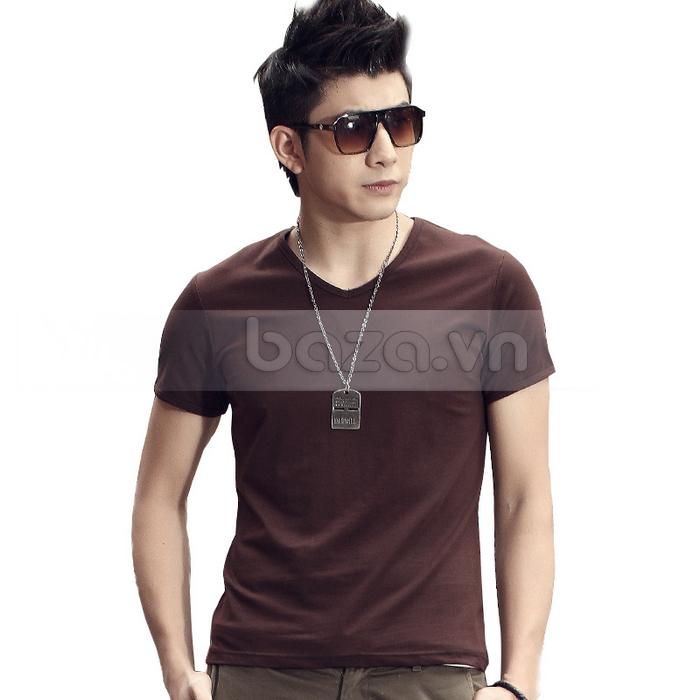 Áo T-shirt nam Sinhillze kiểu dáng cổ điển