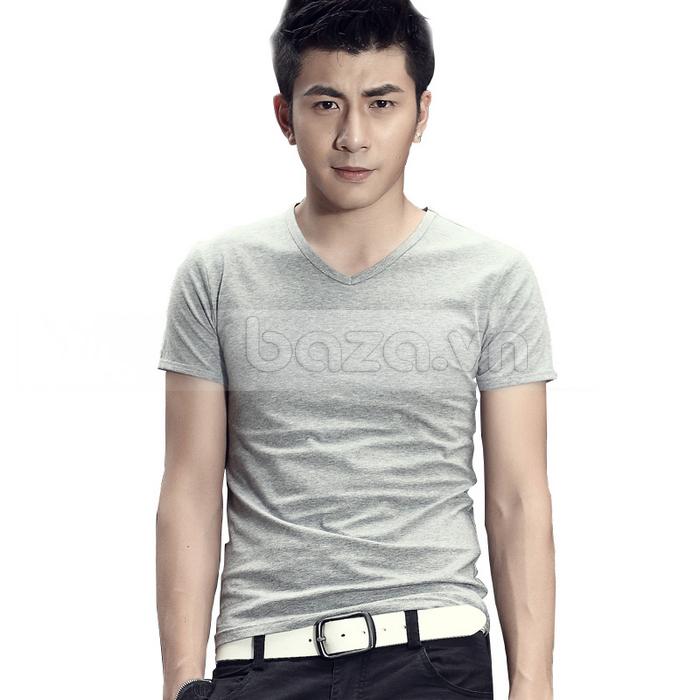 Áo T-shirt nam Sinhillze kiểu dáng cổ điển chất liệu cao cấp