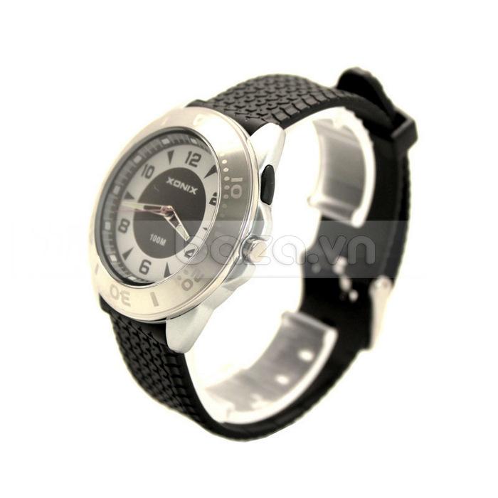 Đồng hồ thể thao Xonix SY kiểu mặt tròn cổ điển