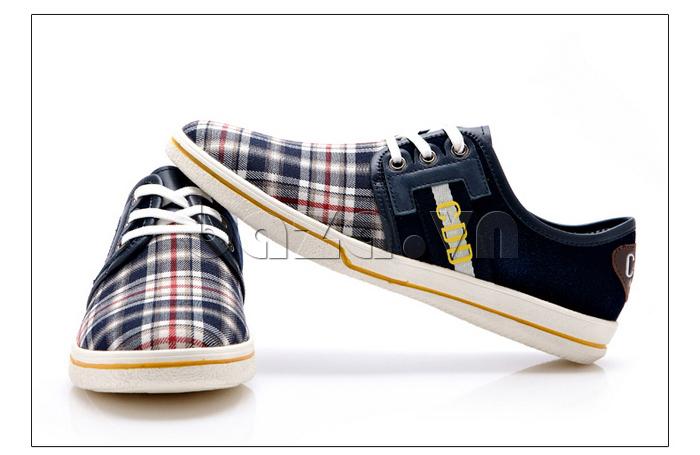 Giày nam CDD 1668  mang đến sự thoải mái cho người dùng