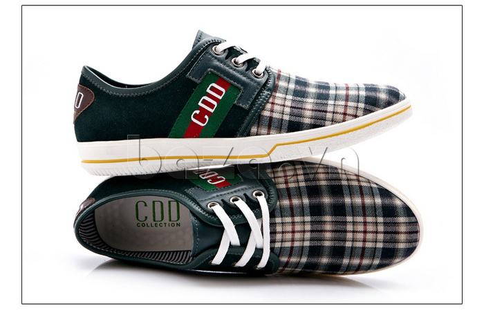 Giày nam CDD 1668 kiểu dáng thể thao cuốn hút
