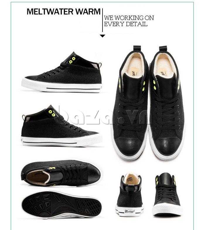 Giày vải nam Notyet NY-FS3313 thời trang độc đáo