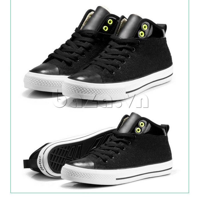 Giày vải nam Notyet NY-FS3313 thiết kế tinh tế đến từng chi tiết