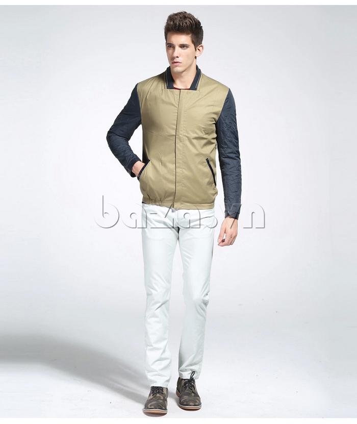 áo khoác nam No1Dara WTN38503 cho các chàng thêm trẻ trung, phong cách