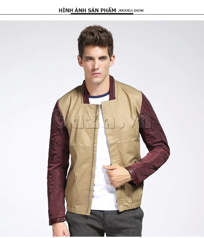 áo khoác nam No1Dara WTN38503 thời trang