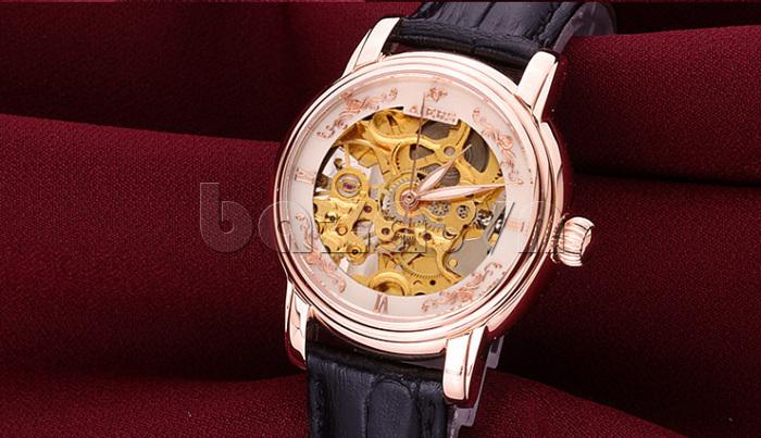 Đồng hồ cơ nữ Aiers B202L sức hút khó cưỡng\