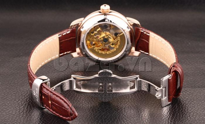 Đồng hồ cơ nữ Aiers B202L - baza.vn