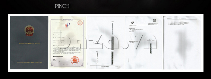 Đồng hồ nữ Pinch L613-P11L kim dạ quang vẻ đẹp tinh tế