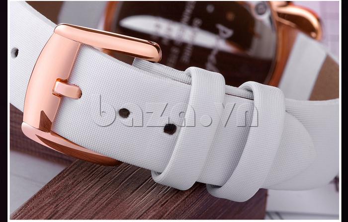 Đồng hồ nữ Pinch L613-P11L kim dạ quang dễ dàng sử dụng