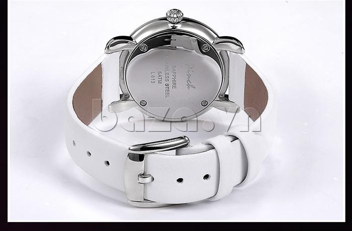 Đồng hồ nữ Pinch L613-P11L kim dạ quang vẻ đẹp có một không hai