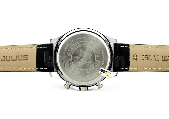 Đồng hồ nam dây da Julius JAH-061 chất lượng
