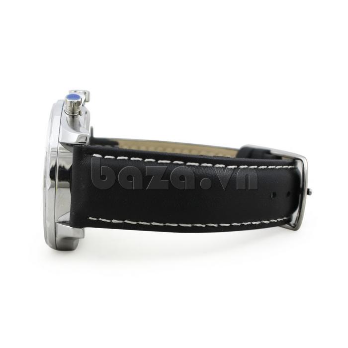 Đồng hồ nam dây da Julius JAH-061 trẻ trung