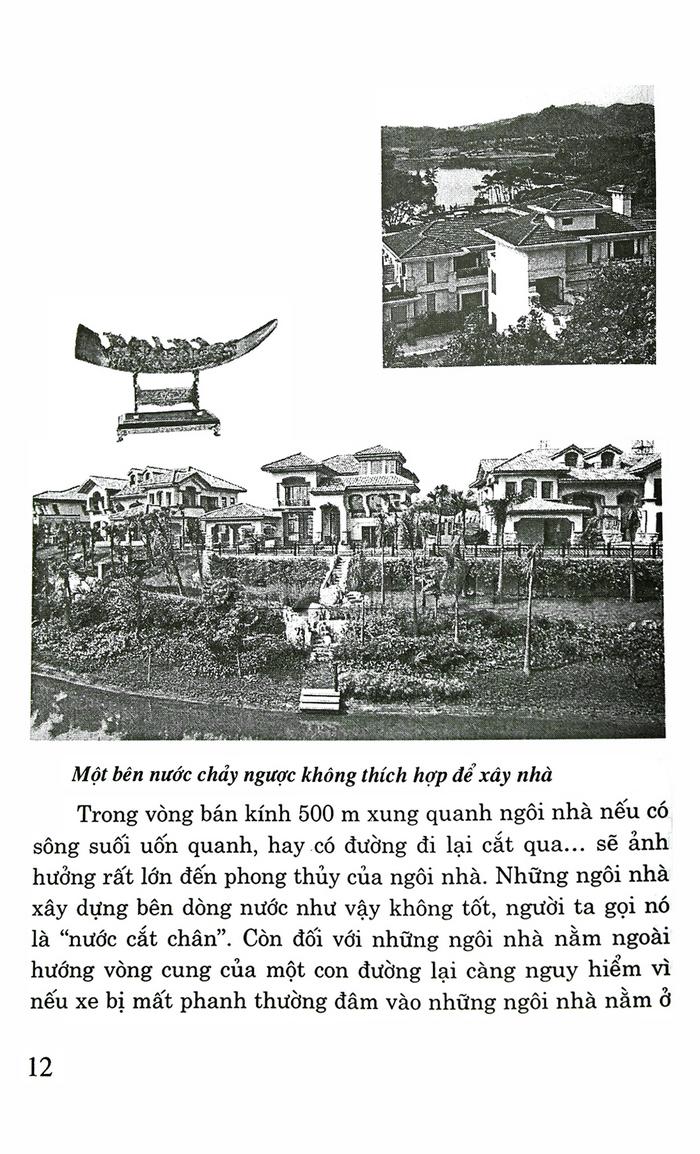 Thiết kế biệt thự, nhà vườn & khu vui chơi giải trí theo phong thủy  sách tâm linh