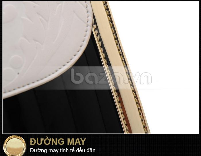 Baza.vn:  Túi xách thời trang nữ Binnitu phong cách cổ điển quai túi mềm mại