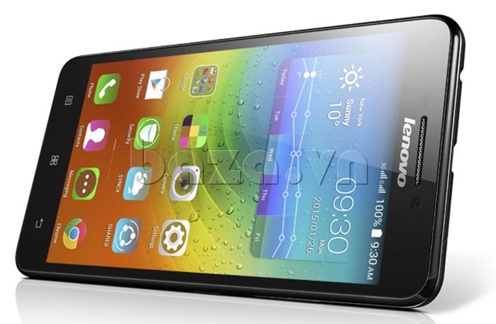 Điện thoại di động Smartphone giá rẻ Lenovo A 5000 hoàn hảo