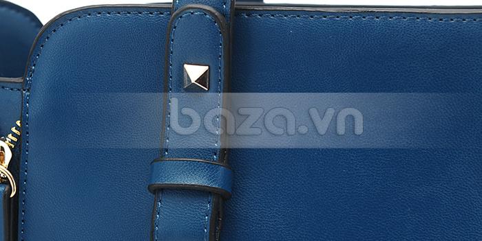 Túi nữ thời trang Binnitu 1733 đường may tỉ mỉ