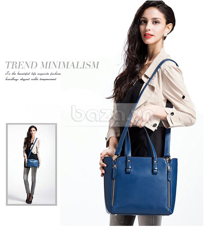 Túi nữ thời trang Binnitu 1733 phong cách ấn tượng và quyến rũ hơn cho bạn gái