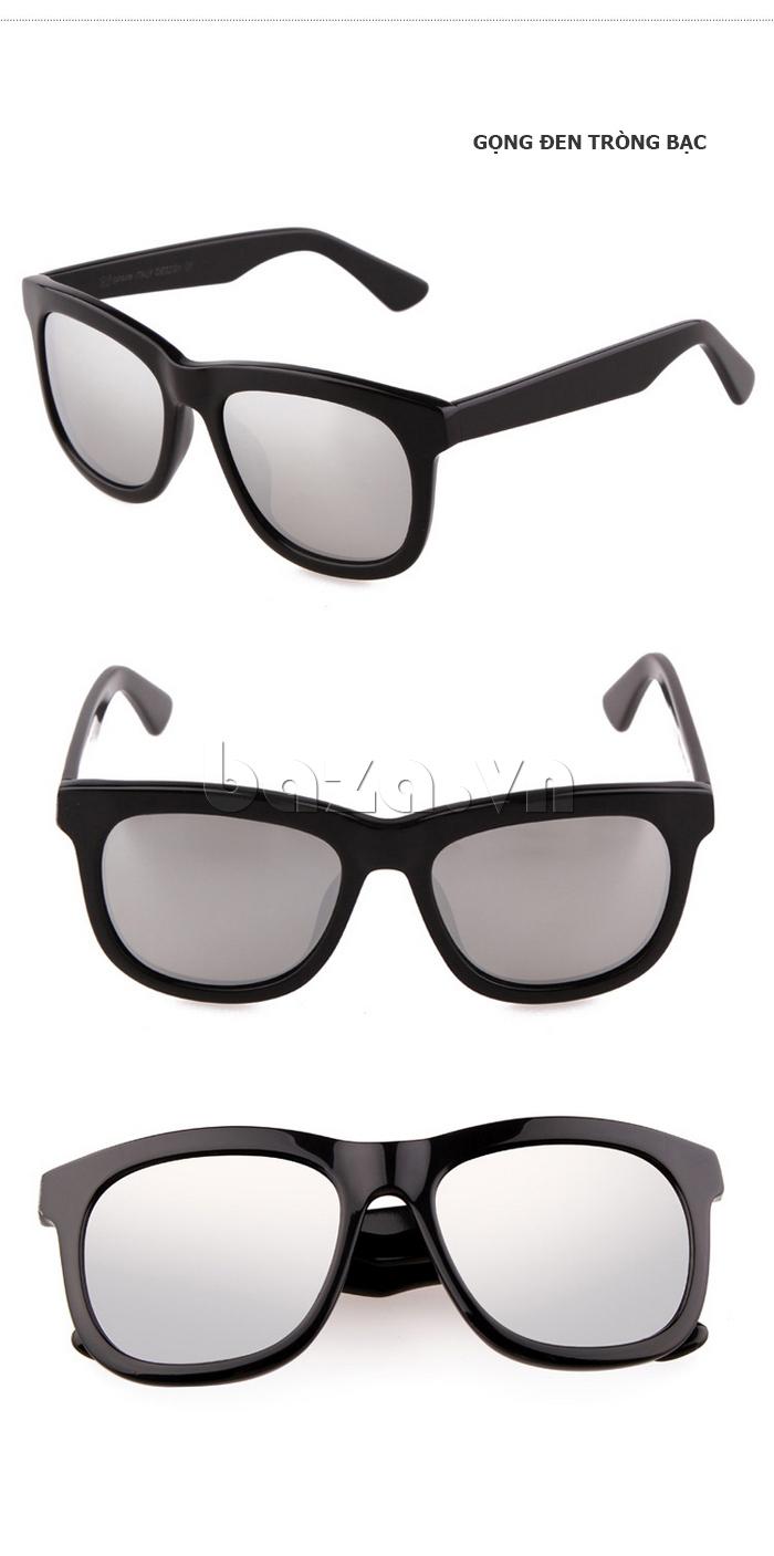 Kính mắt nữ thời trang RBSPACE 019 bảo vệ mắt khỏi tia bức xạ độc hại