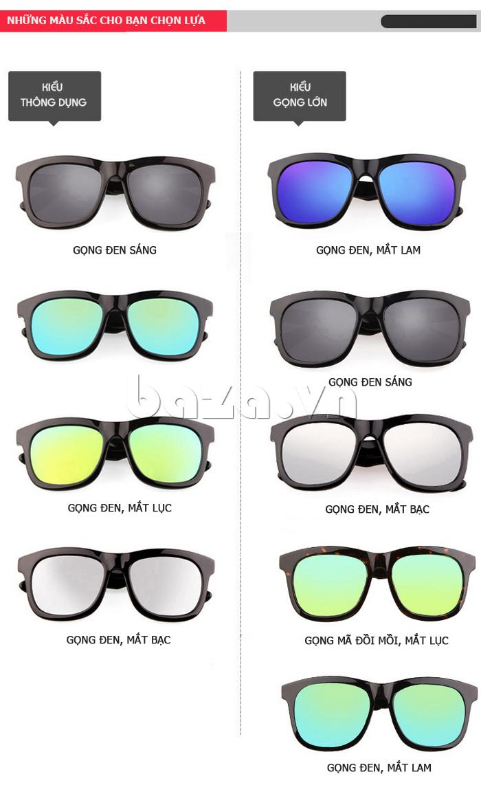 Kính mắt nữ thời trang RBSPACE 019 có nhiều màu để lựa chọn