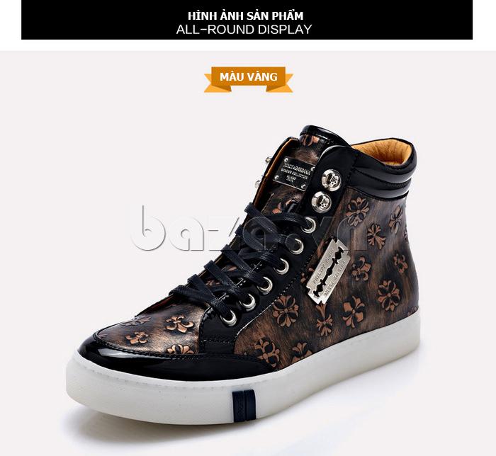 Giày da nam CDD 8259 - sản phẩm cần có của nam giới