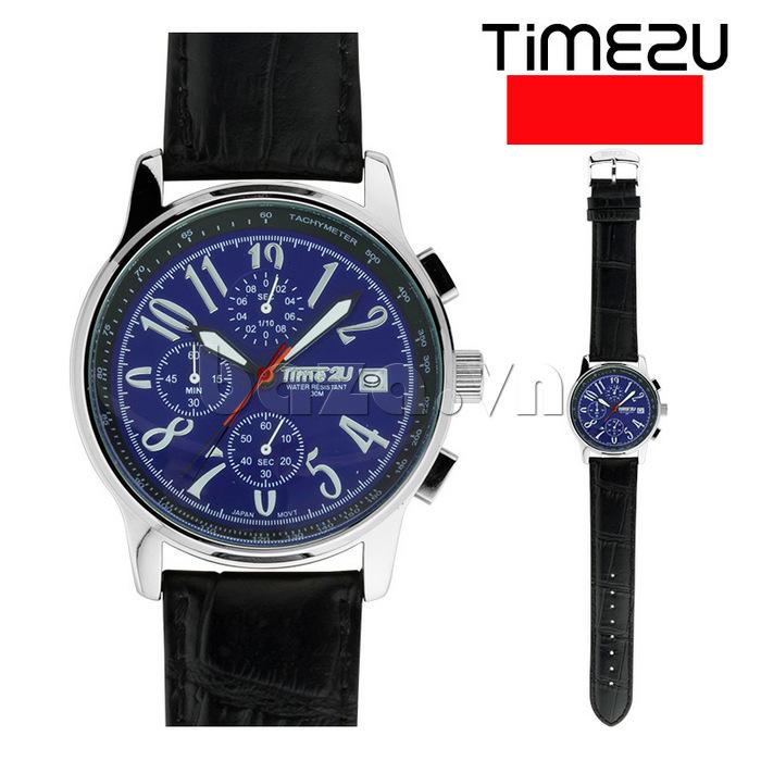 Đồng hồ nam Time2U Phong Cách Năng Động hoàn hảo