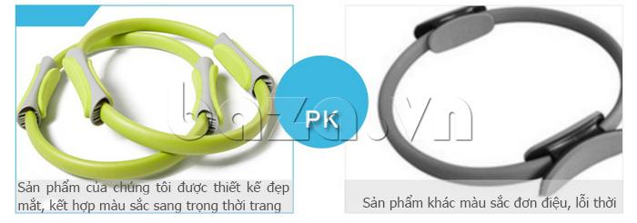 Vòng tập thể thao đa năng EG MK7010-01 - thiết kế đẹp mắt