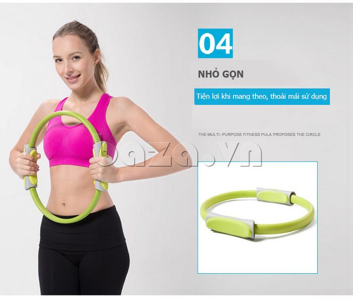 Vòng tập thể thao đa năng EG MK7010-01 - thiết kế nhỏ gọn