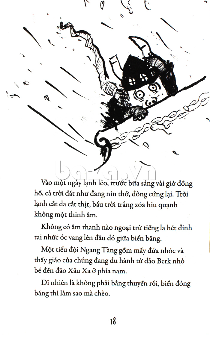 Bí kíp luyện rồng - Cẩm nang giải nguyền rồng - trích dẫn