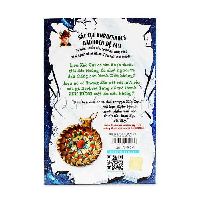 Sách : Bí kíp luyện rồng - Cẩm nang giải nguyền rồng
