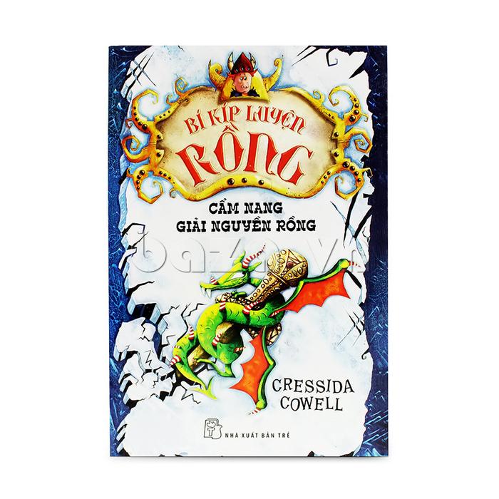 Sách hay: Bí kíp luyện rồng - Cẩm nang giải nguyền rồng