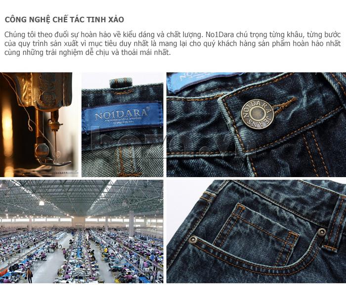 Thời trang nam No1Dara theo đuổi sự hoàn hảo cả về kiểu dáng và chất lượng