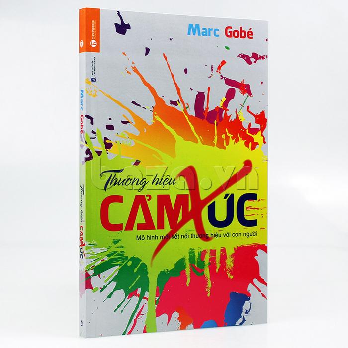 """Sách bán hàng marketing """" Thương hiệu cảm xúc"""" Marc Gobé sách hay nên đọc"""