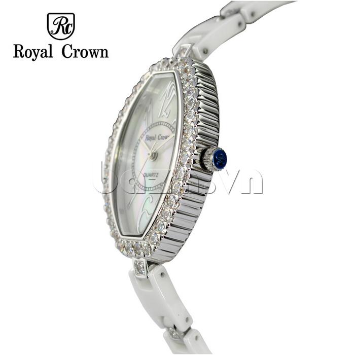 Đồng hồ nữ Royal Crown 3843 cuốn hút