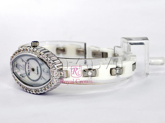 Đồng hồ nữ Royal Crown 3843 quý cô quyến rũ