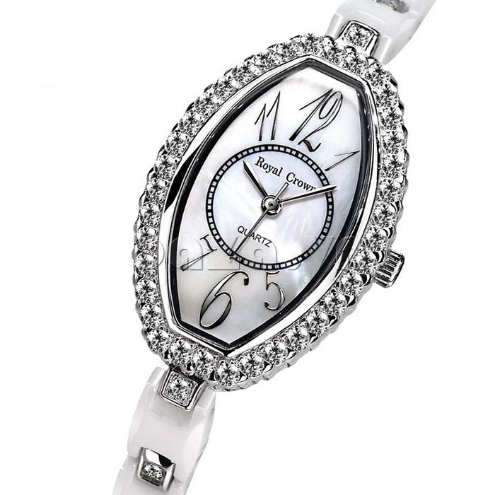 Đồng hồ nữ Royal Crown 3843 cuốn hút cho nữ giới