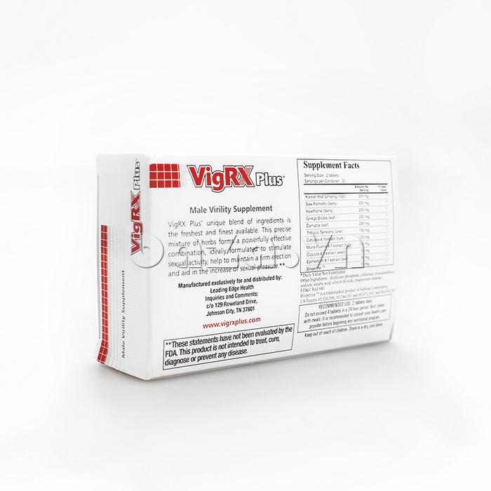 Thuốc tăng cường sinh lý nam giới Vigrx Plus hàng ngoại nhập