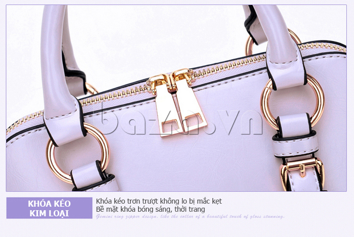 Túi xách nữ Binnitu B1393 Kiểu dáng độc đáo kiểu dáng mới lạ