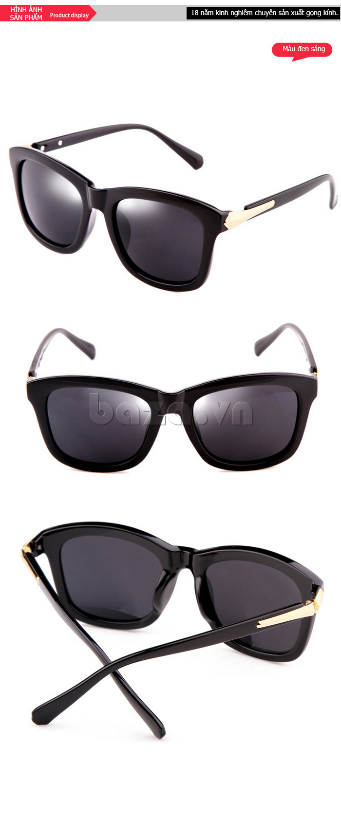 Hình ảnh sản phẩm kính nữ thời trang RBSPACE