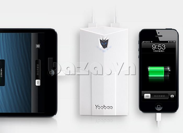 Pin dự phòng di động 13000mA Yoobao YB651 hot