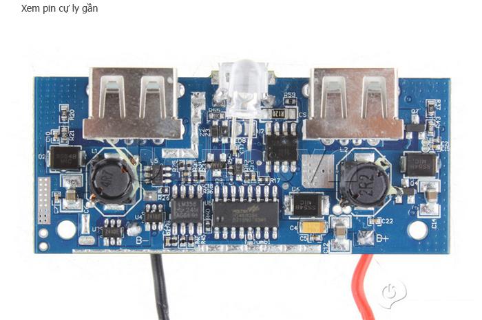 Pin dự phòng di động 13000mA Yoobao YB651 hàng cần thiết