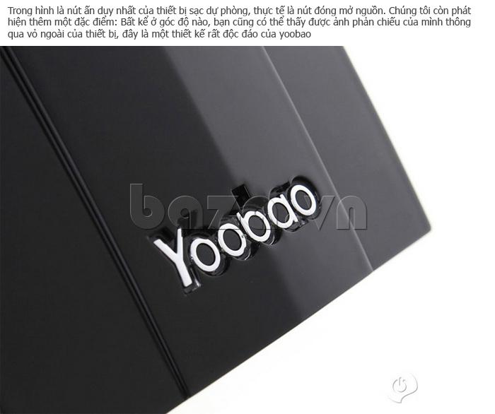 Pin dự phòng di động 13000mA Yoobao YB651 hàng đẹp