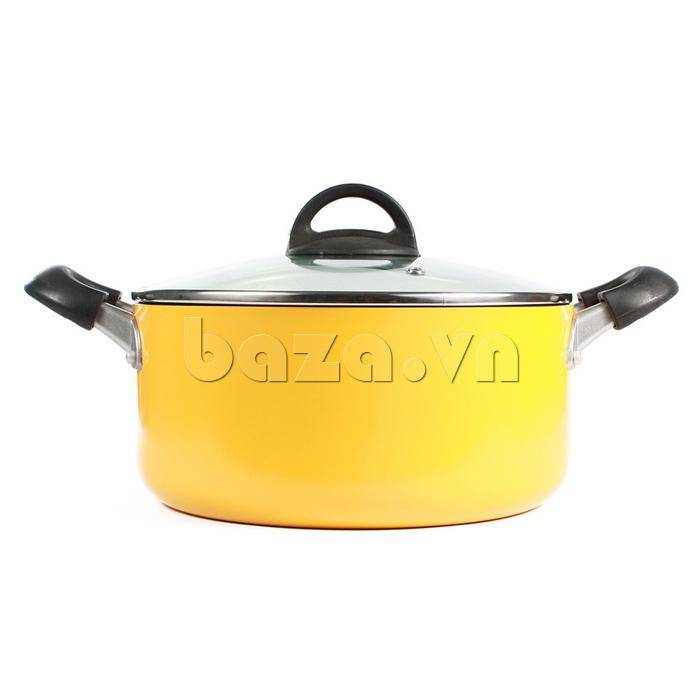 Nồi E-cook Deco Lock&Lock 24cm LED2242 cao cấp