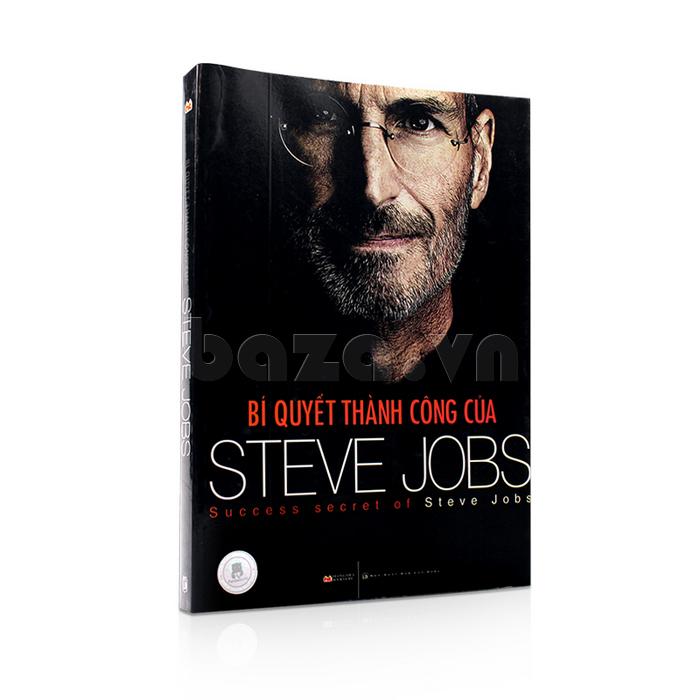 """Sách quản trị lãnh đạo """" Bí quyết thành công của Steve Jobs  """" Kim Thác Đao mang đến cho bạn những kiến thức bổ ích"""