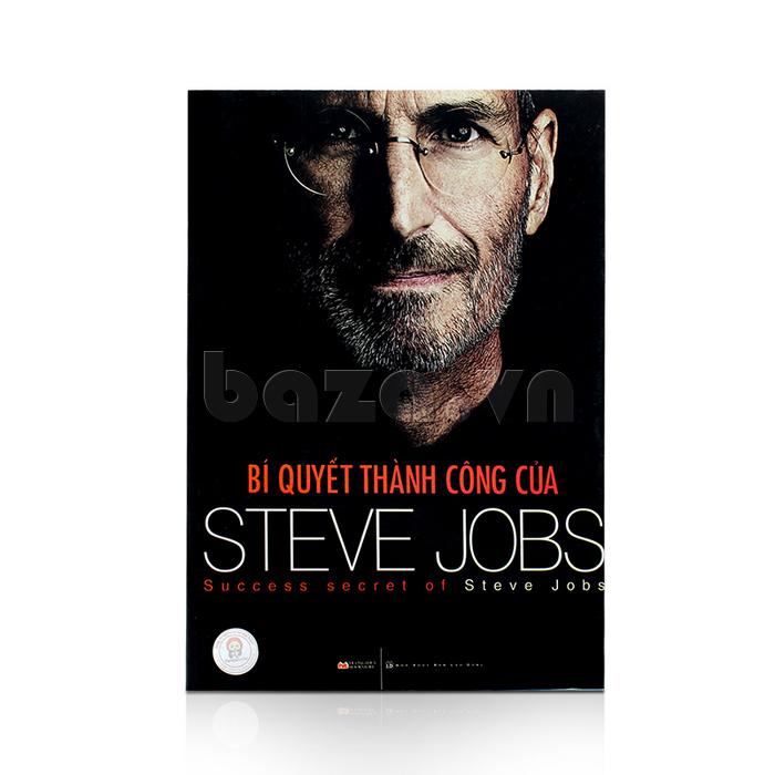 """Sách quản trị lãnh đạo """" Bí quyết thành công của Steve Jobs  """" Kim Thác Đao"""