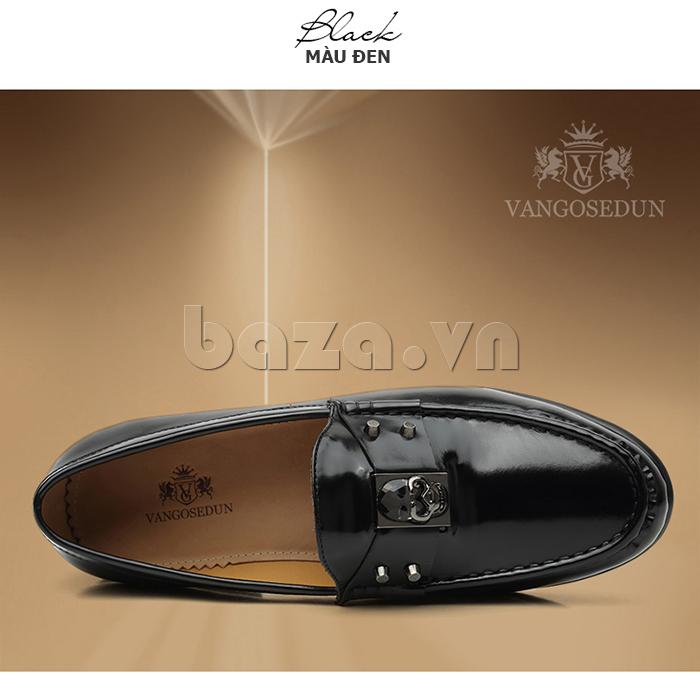 Giày lười nam VANGOSEDUN K01701 ấn tượng