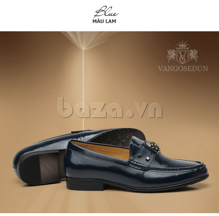 Giày lười nam VANGOSEDUN K01701 ấn tượng trẻ trung