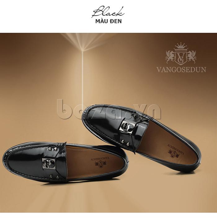 Giày lười nam VANGOSEDUN K01701 hoàn mỹ cho đôi chân